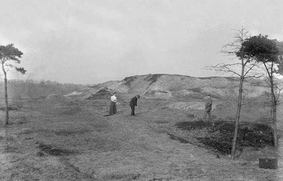 forgottengreens the golf history website - Muirkirk 1