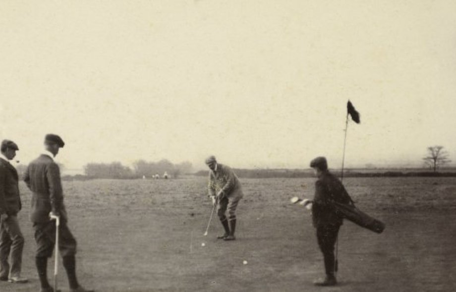 forgottengreens the golf history website - West Lothian